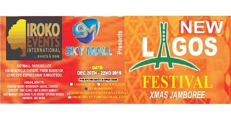 NEW LAGOS FESTIVAL XMAS JAMBOREE tickets