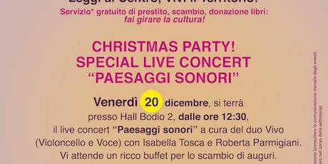 ViVo DUET IN CONCERT! @BODIO BREAK - LEGGI AL CENTRO,VIVI IL TERRITORIO! biglietti