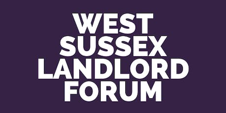 The West Sussex Landlord Forum tickets