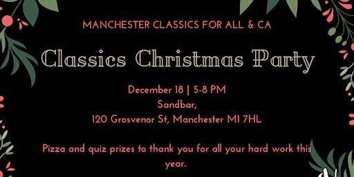 Classics Christmas Party