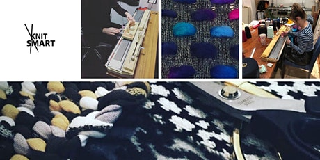 Beginner Knitting Machine Workshop tickets