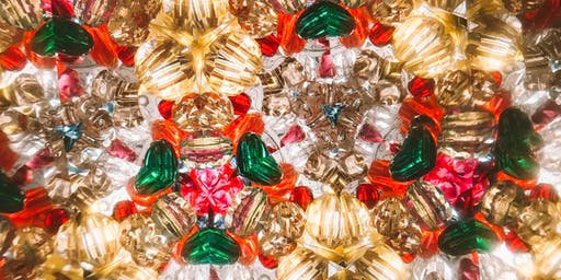 The Art of Event Decorating — Carnival-Inspired Christmas Decorations