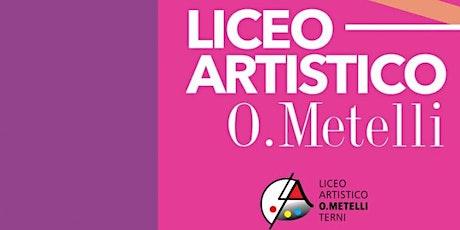 Liceo Artistico Terni p.zza Briccialdi - Orientamento per l'a.s. 2020/21 biglietti