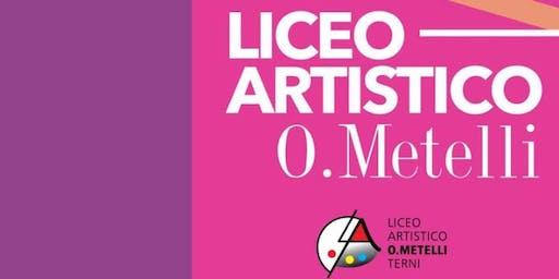 Liceo Artistico Terni p.zza Briccialdi - Orientamento per l'a.s. 2020/21