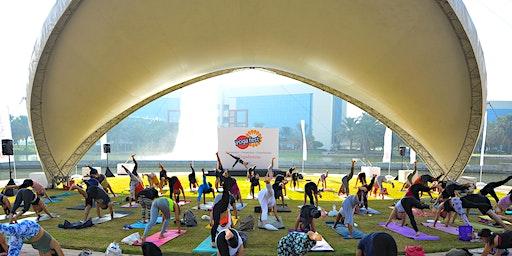 Yogafest Dubai 2020