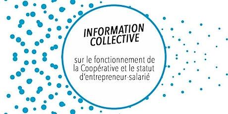 CAE CLARAbis - Réunion d'information collective du 20 mai billets