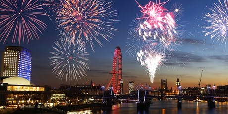 New Year's Eve at Wahaca Southbank tickets