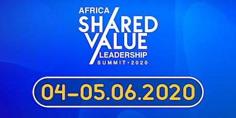 Africa Shared Value Leadership Summit tickets