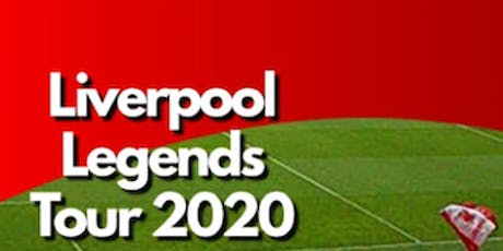 An evening with Liverpool Legends tickets