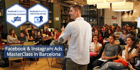 Facebook & Instagram Ads MasterClass #20 | 28th Jan. 2020 entradas