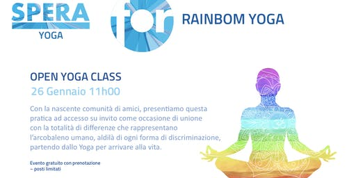 RAINBOM YOGA con SPERA YOGA inside