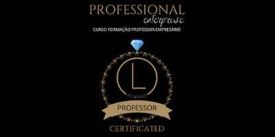 CURSO PROFESSIONAL ENTERPRISE - FORMAÇÃO PROFESSOR