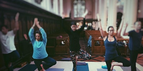 Candlelight Yoga for Charity tickets