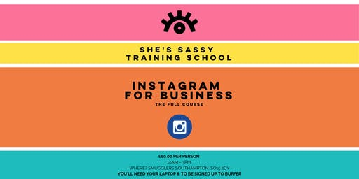 Instagram for Business Training Course