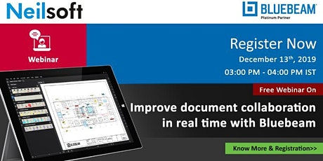 Improve document collaboration in real-time with Bluebeam tickets