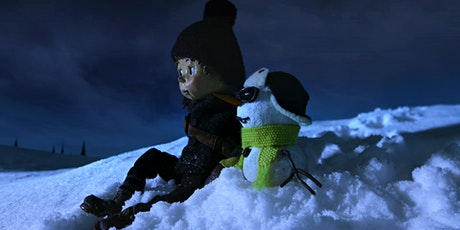 Norman the Snowman: animation screening and workshop tickets