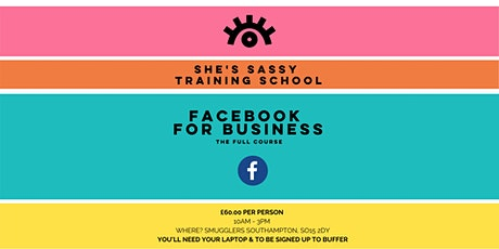 Facebook for Business Training Course tickets