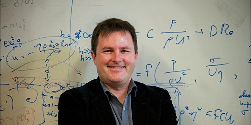 """Science, not silence"" - Guest lecture  by Professor Shaun Hendy"