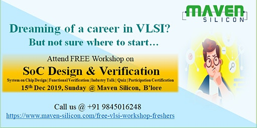 Dreaming of a career in the booming VLSI Industry?