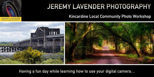 Kincardine Local Community Photography Workshop