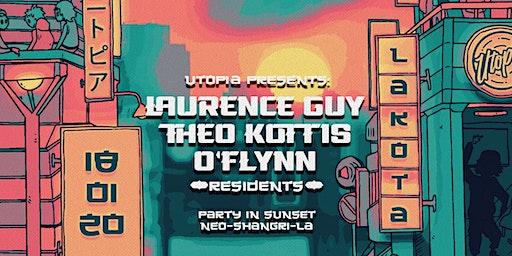 Utopia: Laurence Guy | O'Flynn | Theo Kottis