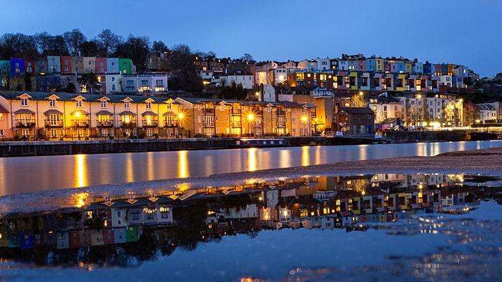 Photo WALKshop: blue hour light for atmospheric cityscapes in Bristol image