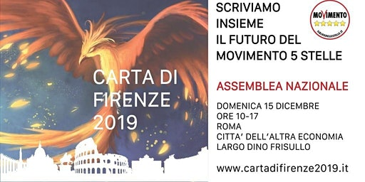 Assemblea Nazionale CARTA DI FIRENZE 2019