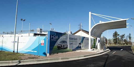 Free public tour of Aberdeen Hydrogen Centre in Cove