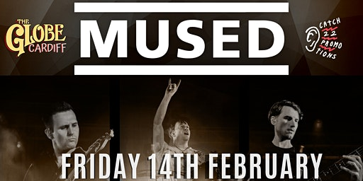 MUSED - UK's No.1 MUSE Tribute
