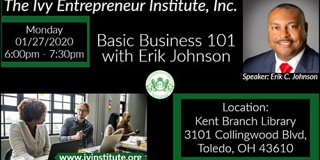 Basic Business 101 | Starting & Sustaining A Successful Business in 2020 tickets