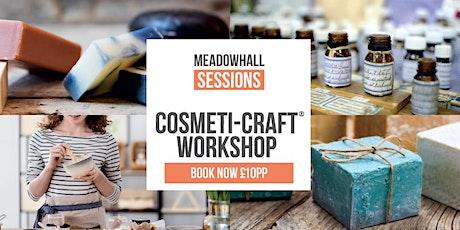 Cosmeti-Craft Aromatherapy Soap Making Workshop  tickets
