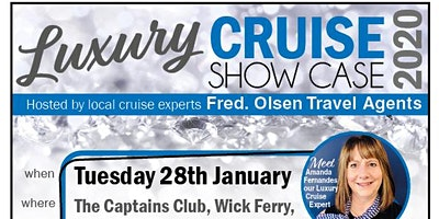 LUXURY CRUISE SHOW CASE