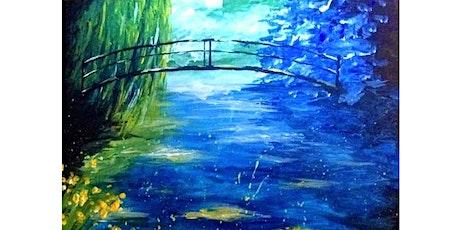 Monet Bridge - Paddington Tavern tickets