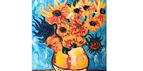 Sunflowers - Stock Exchange tickets