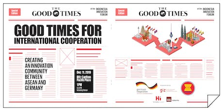 The Good Times @ Indonesia Innovation Forum tickets