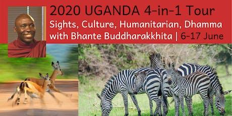 2020 Uganda 4-in-1 Tour tickets