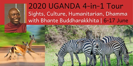 2020 Uganda 4-in-1 Tour tickets