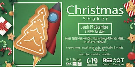 Christmas Shaker tickets