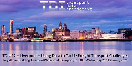 TDI #12 - Using Data to Tackle Challenges in Freight Transport tickets