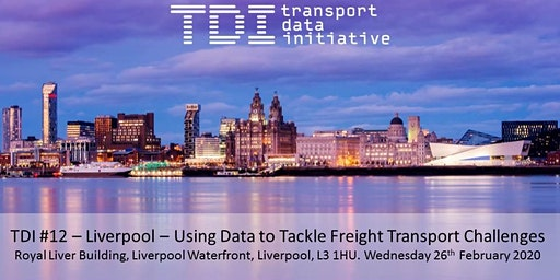 TDI #12 - Using Data to Tackle Challenges in Freight Transport