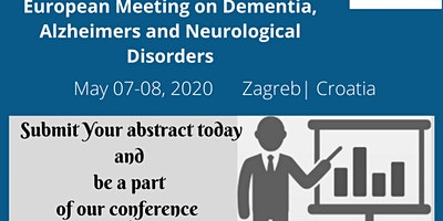 European Meeting on Dementia, Alzheimer's and Neurological Disorders