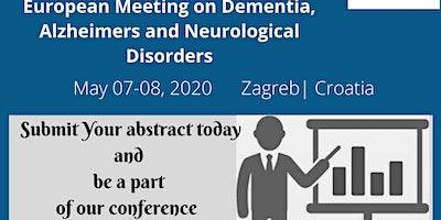 European Meeting on Dementia, Alzheimer's and Neurological Disorders