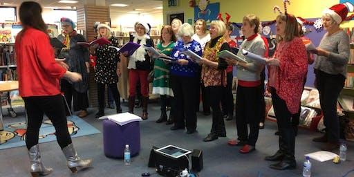 Tewkesbury Library - The Roses Choir