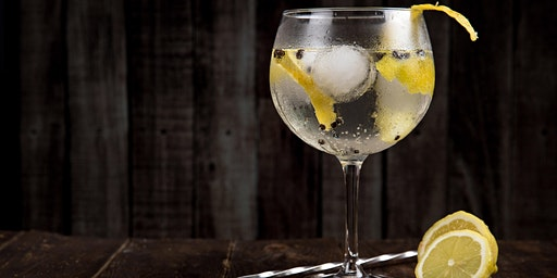 Gin tasting with Civic Living and Roundwood Gin at Alconbury Weald