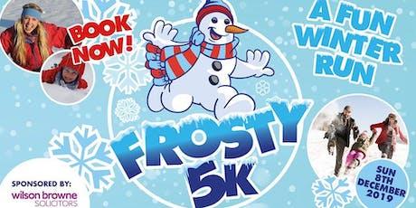 Frosty 5K tickets
