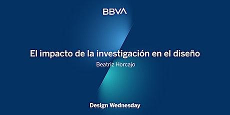 Design Wednesday: El impacto de la investigación en el diseño entradas
