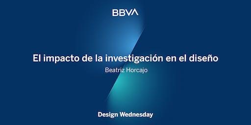 Design Wednesday: El impacto de la investigación en el diseño