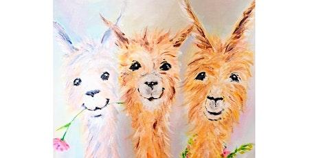 Happy Llamas - Paddington Tavern tickets