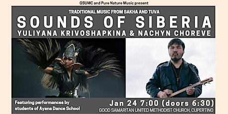 An evening with Sounds of Siberia tickets