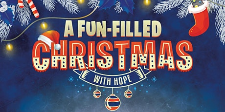 (WEST) Fun-filled Christmas at Hope! - Drama, VR, Basketball, Food, Kids Programme tickets